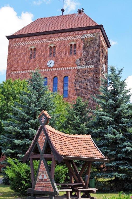 Sandau/Elbe, Kirche
